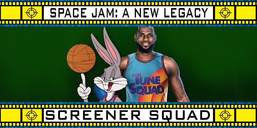 Space Jam: A New Legacy Movie Review