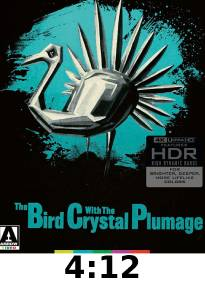 The Bird With The Crystal Plumage 4k Review