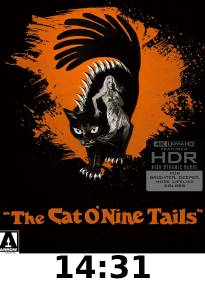 The Cat O'Nine Tails 4k Review