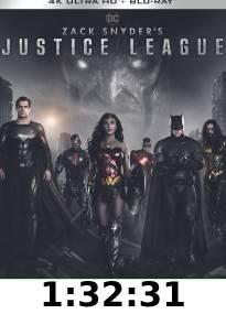 Zach Snyder's Justice League 4k Review