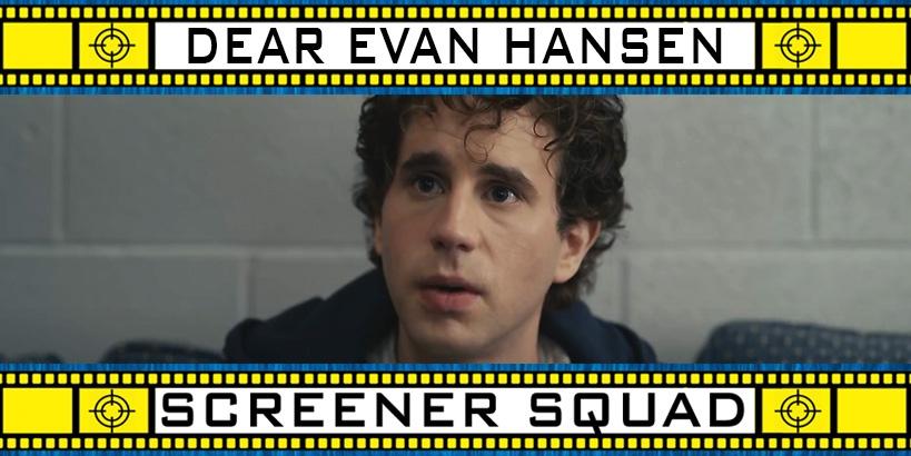 Dear Evan Hansen Movie Review