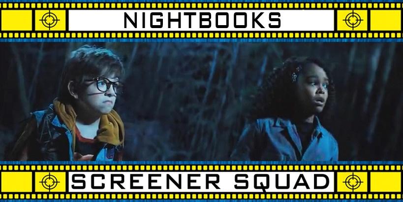 Nightbooks Movie Review