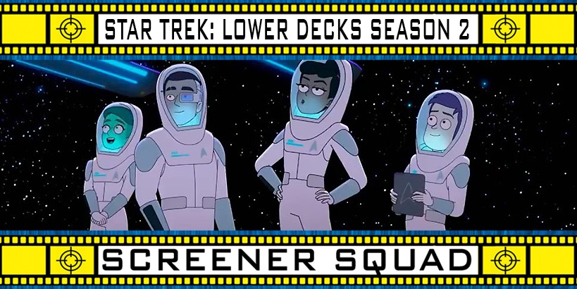 Star Trek Lower Decks S2 Review