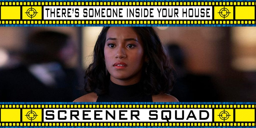 There's Someone Inside Your House Movie Review