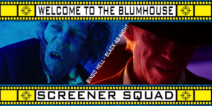 Welcome to the Blumhouse - Bingo Hell / Black as Night movie reviews