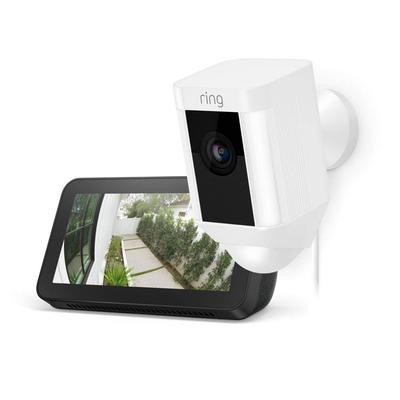 【折后$159】原價$288 Ring Spotlight Cam 攝像頭+ Echo Show 5 | One Order at a Time