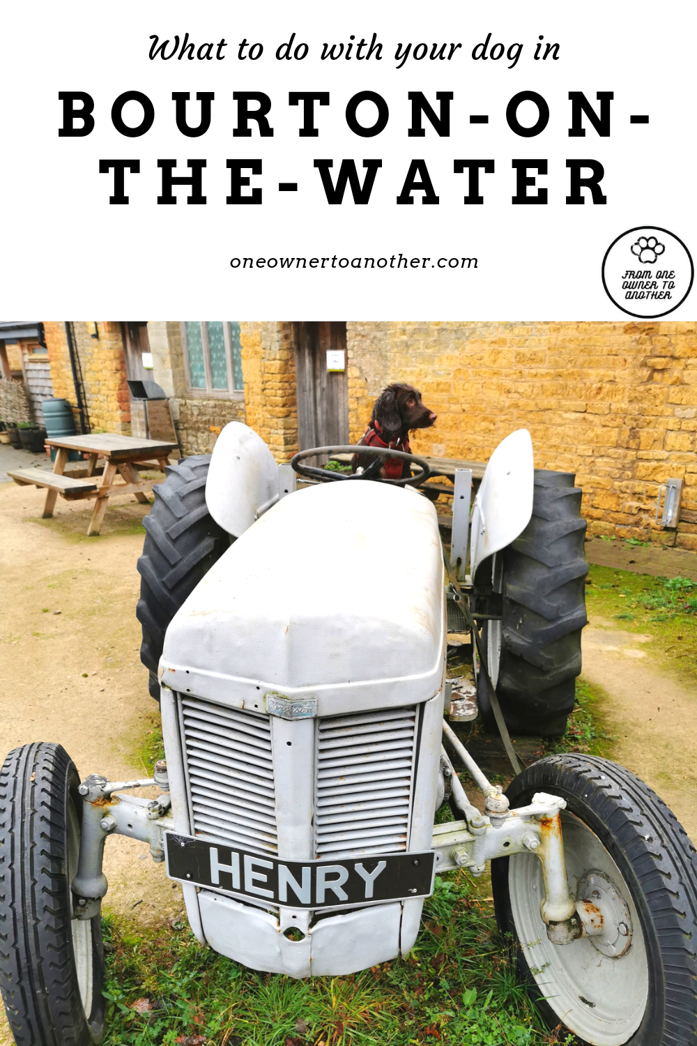 What to do with your dog in Bourton on the Water (the Cotswolds) by From One Owner to Another