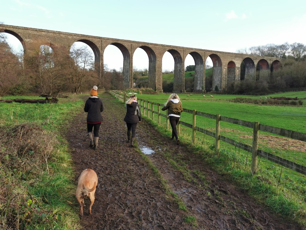 The Pensford Viaduct