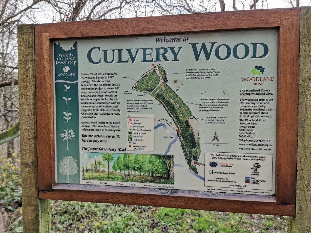 Culvery Wood