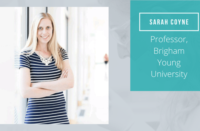 Episode 29: Bringing out the Best in Princesses and Superheroes with Dr. Sarah Coyne
