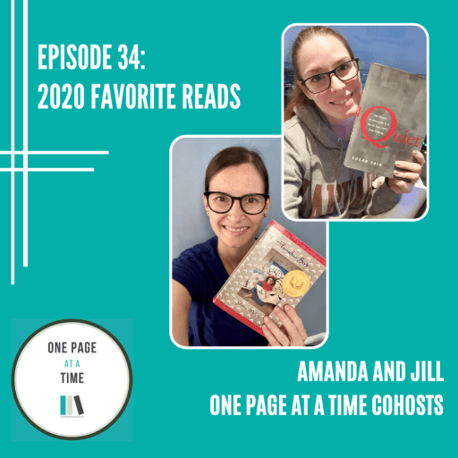 Episode 34: 2020 Favorite Reads
