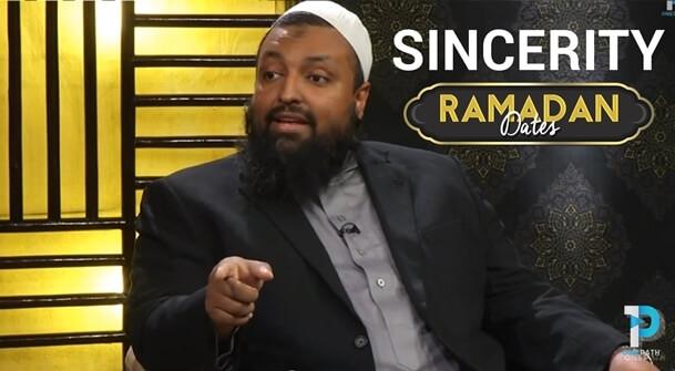 Sincerity in Islam