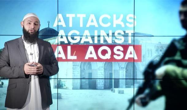 Attacks Against Al-Aqsa