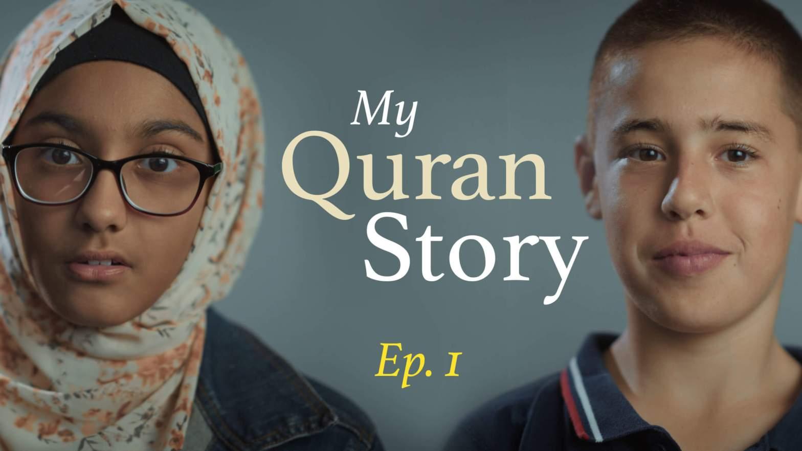 My Quran Story Ep.1 - Defining the Quran
