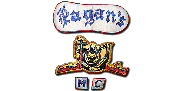Pagans MC (Motorcycle Club) - One Percenter Bikers