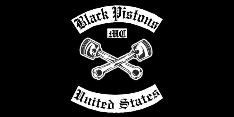 Black Pistons MC (Motorcycle Club) - One Percenter Bikers
