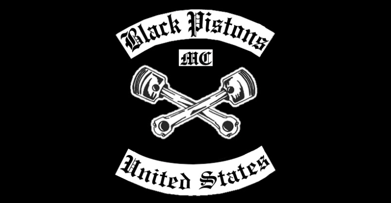 Black Pistons MC (Motorcycle Club) - One Percenter Bikers