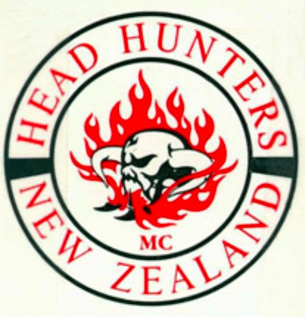 Head Hunters MC Patch Original