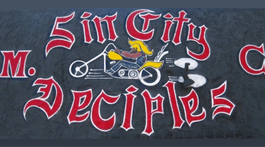 Sin City Deciples MC (Motorcycle Club) - One Percenter Bikers