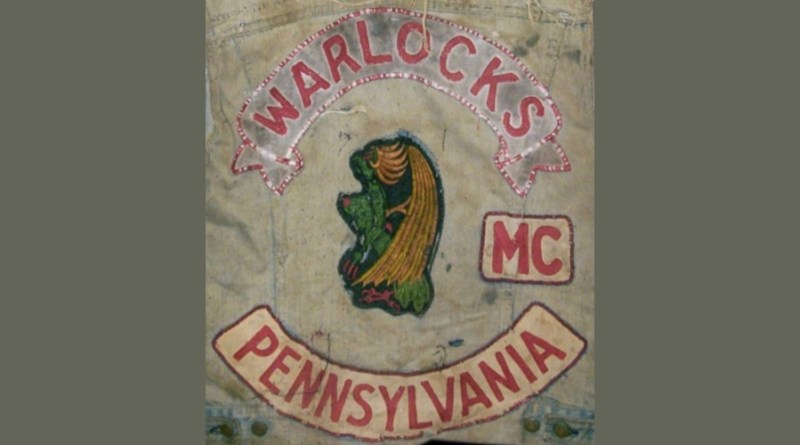 Warlocks MC Patch Logo Pennsylvania-1000x500