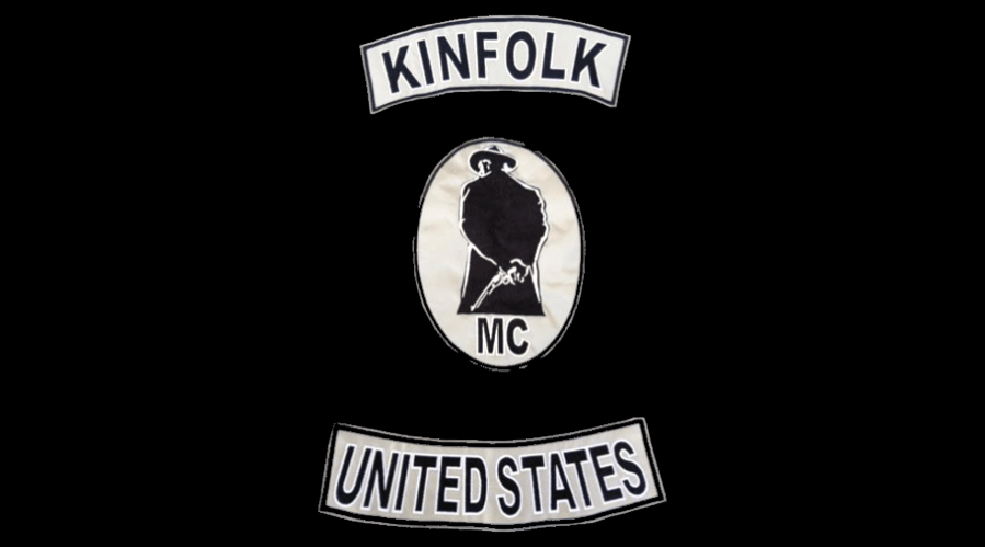 Kinfolk MC (Motorcycle Club) - One Percenter Bikers