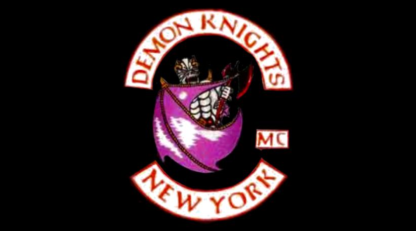 Demon Knights MC (Motorcycle Club) - One Percenter Bikers