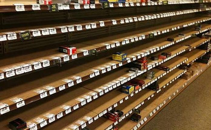 ammunition-shortage