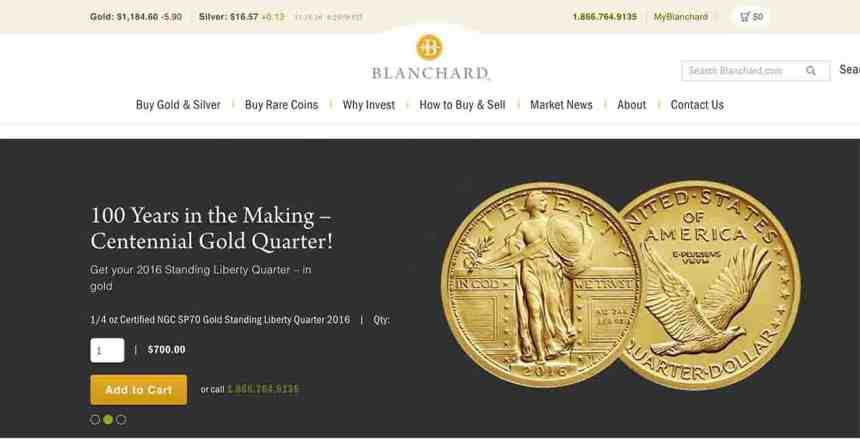 blanchard website