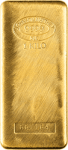 1 kg Johnson Matthey Gold Bar gold ira company