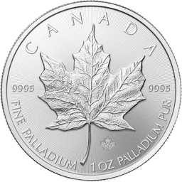 canadian palladium maple leaf gold ira company