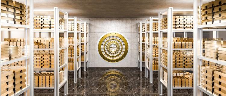 Gold-IRA-depository-storage