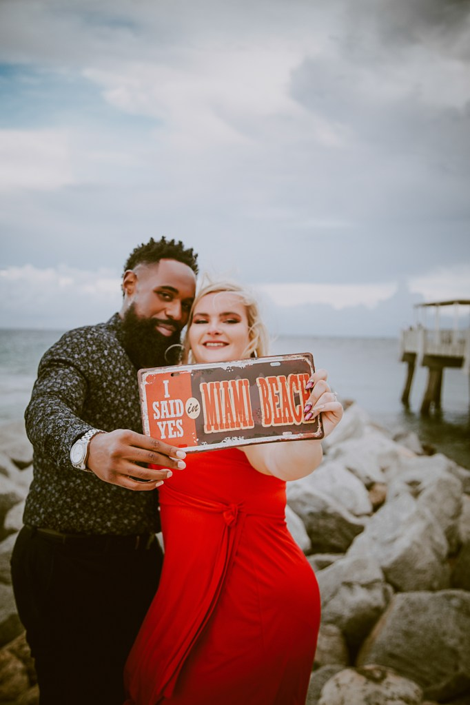 proposal in Miami