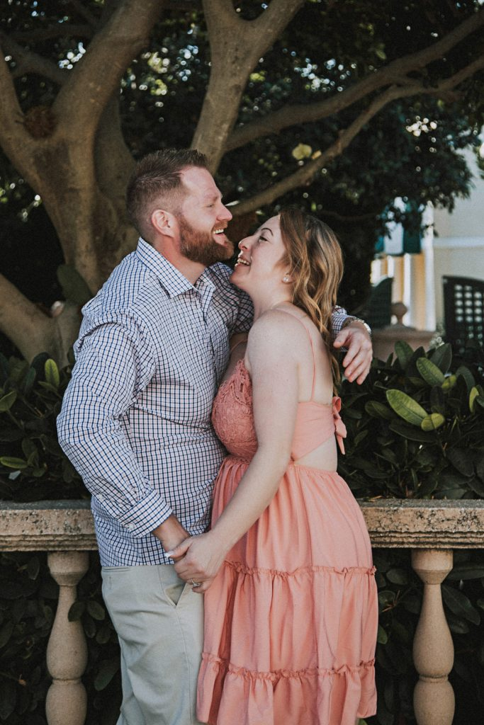 Engagement-photoshoot in Palm Beach