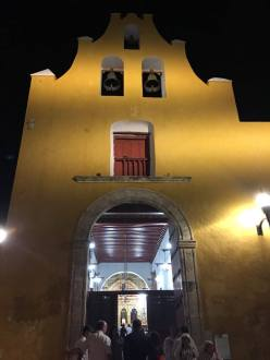 Campeche Church