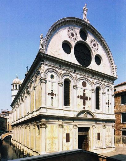 Santa Maria Dei Miracoli (Exterior)