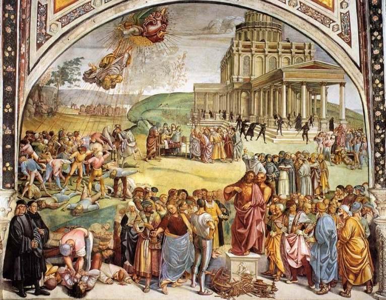 Luca_Signorelli_-_Sermon_and_Deeds_of_the_Antichrist_-_WGA21202