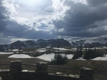"Joseph - Laramie, WY - ""Technically it's the Snowies but it's still cool (June)"""