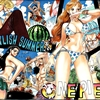 """Manga one piece episode 917 """"The Treasure Ship of Provisions"""" Wano country"""