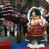 JUMP FESTA 2018-LUFFY's GEAR4 vs BIG MOM( The amusement area )