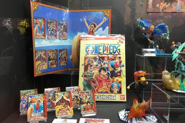 JUMP FESTA 2018-ONE PIECE GOODS (SHOP AREA)