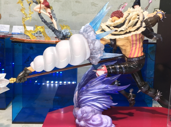 "KATAKURI Figure -MOCHITSUKI ""ONE PIECE"" Figuarts ZERO"