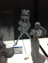 【画像レポ:ワンフェス2012冬】メガハウス ワンピース SAILING AGAIN ロビン/ブルック #onepiece #wf2012w