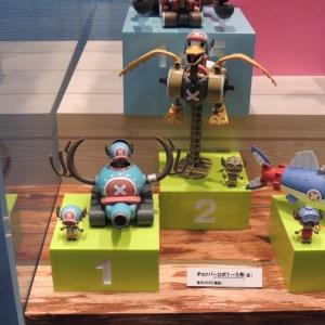 【画像レポート】チョッパーロボ 食玩新作:バンダイ|ジャンフェス2014 #jumpfesta