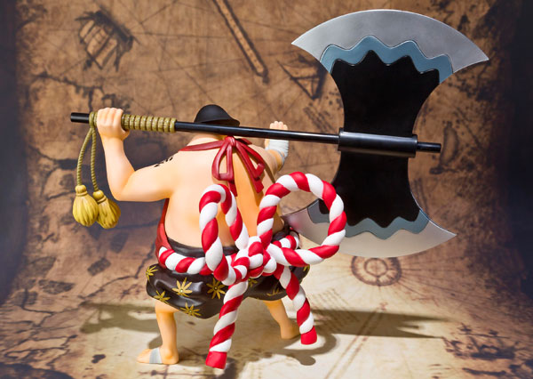 Sentomaru One Piece Figuarts Zero Non Scale Pre Painted