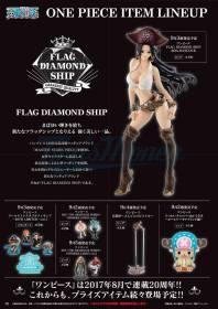 banpresto colo figs wcf 20th anniversary vinsmoke family boa flag diamond ship luffy