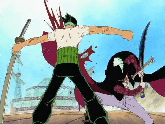 He pierced right through jinbe's chest and hit luffy. Piece Out The Pirate Aesthetic Scars On Broads The One Piece Podcast