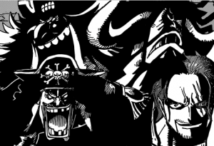 yonkou blackbeard
