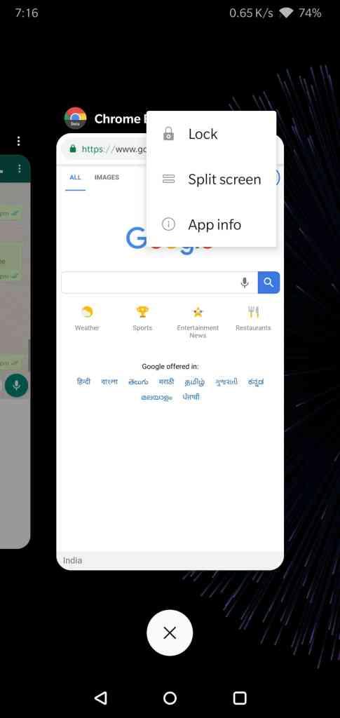 OnePlus Battery Optimization