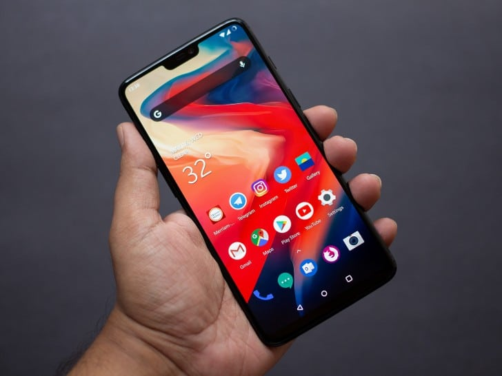 Go to the settings to turn off the pocket mode in OnePlus 6T/7