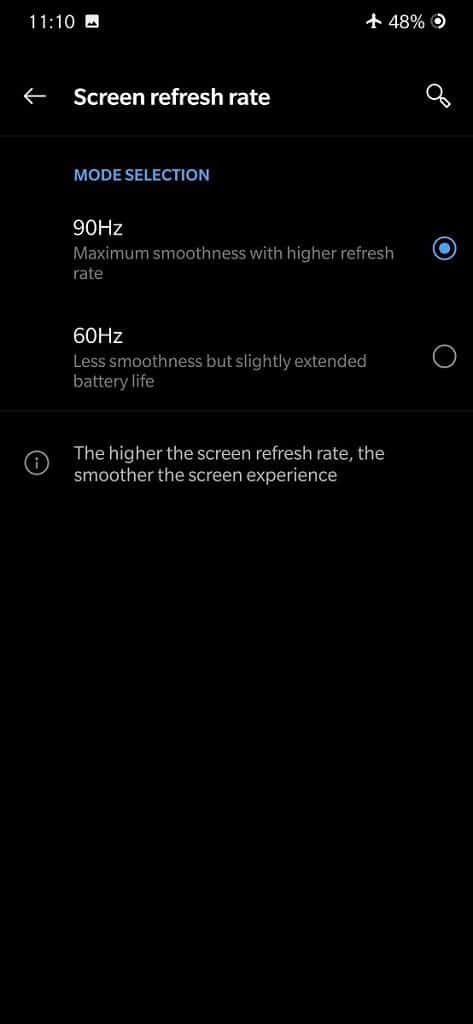 Increase OnePlus 7 Pro Battery Life